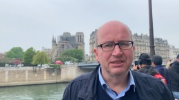 """""""Das Chaos im Herzen von Paris hält an"""""""