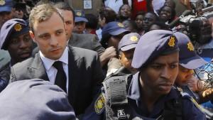 Oscar Pistorius wird aus der Haft entlassen