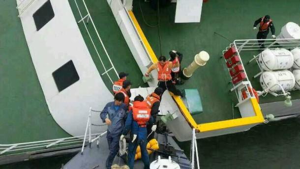 Haftbefehl gegen Kapitän