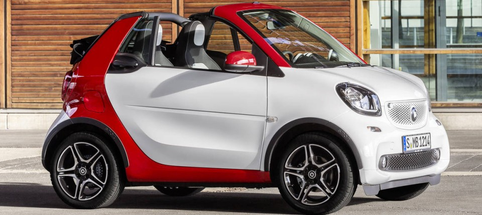 smart fortwo cabrio 2016 im test technische daten preis. Black Bedroom Furniture Sets. Home Design Ideas
