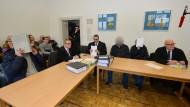 Haft für Hauptangeklagten im Gaffer-Prozess
