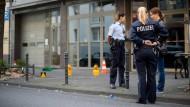 Streit in Kölner Innenstadt eskaliert