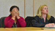 Frau wegen Kokain in den Brüsten verurteilt