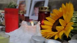 Junger Deutscher stirbt auf Java