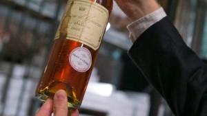 Pariser Elysée-Palast versteigert seltene Weine