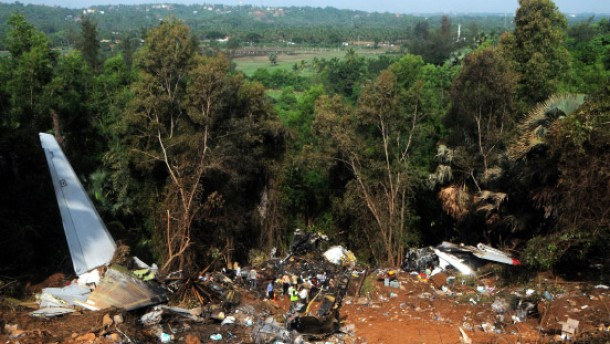 Blackbox der abgestürzten Boeing gefunden