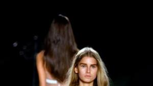 Modebranche verbannt Magermodels vom Laufsteg