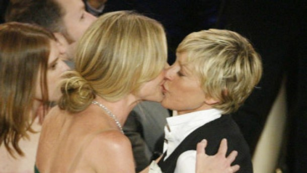 Ellen DeGeneres und Portia de Rossi haben geheiratet
