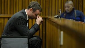 Anwalt: Pistorius war hilflos und in Panik