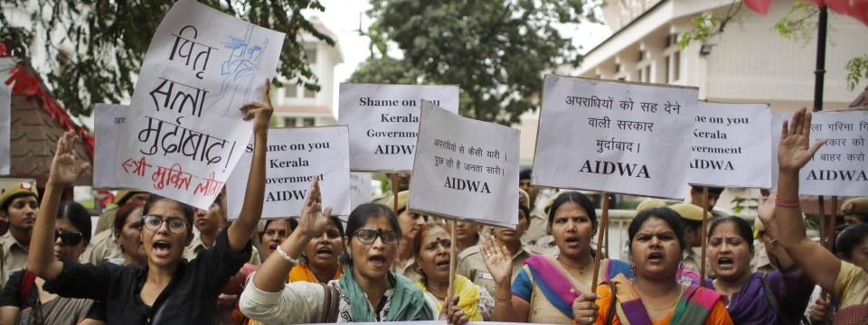 Indien gewalt gegen frauen