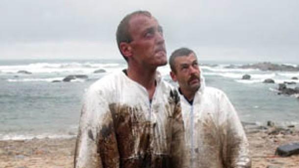 Norddeutsche Ölbekämpfungsexperten beginnen Arbeit in Spanien
