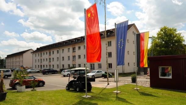 Fernöstliche Träume in der deutschen Provinz