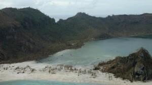 Südseebewohner überlebten in Erdhöhlen