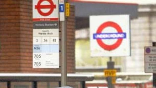Streik im Londoner Nahverkehr