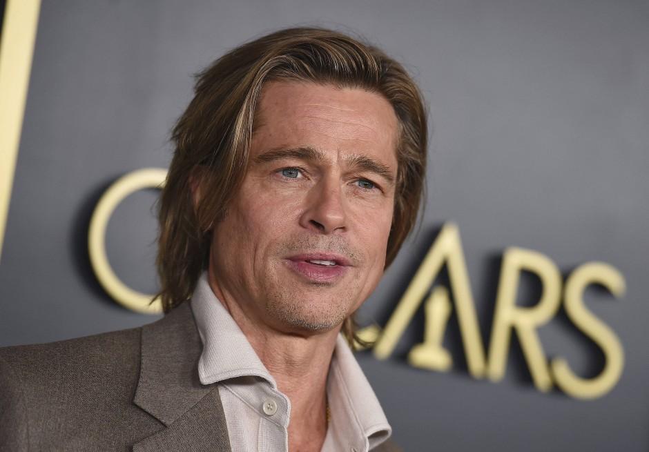 Trockener Rosé-Champagner-Besitzer: Brad Pitt