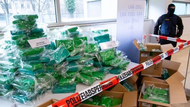 """Kokain ist keine Elite-Droge mehr"""