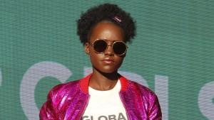 Lupita Nyong'o berichtet über anzügliche Angebote Weinsteins