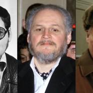 """Ein Mann, viele Gesichter:Aufnahmen von """"Carlos"""" aus den Jahren 1970, 2001 und 2013."""