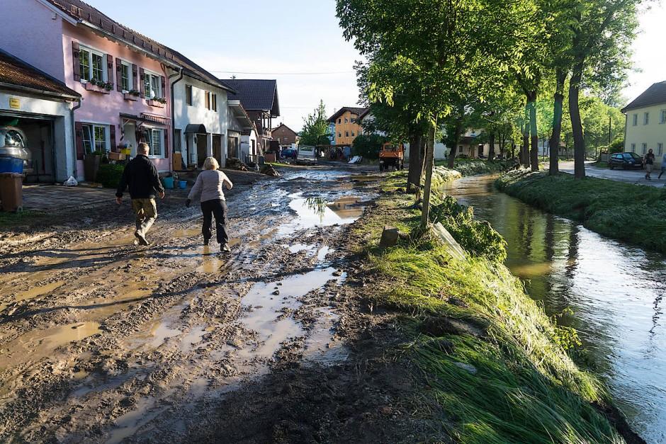 Hochwasser Niederbayern Aktuell
