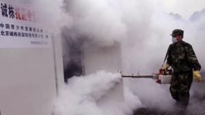 Gasbrand-Epidemie befürchtet