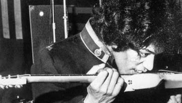 Jimi Hendrix: Seine Gitarre ist immer noch was wert