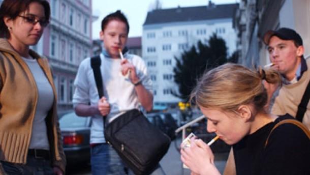 rauchen jugendliche