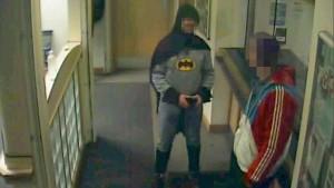 Batman kämpft in England für das Gute