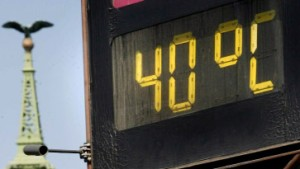 500 Tote binnen einer Woche durch Hitzewelle