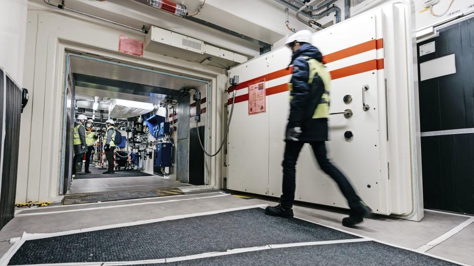 Kernenergie in Frankreich: Kraftwerk Flamanville 3 von EDF