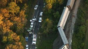 Vier Tote bei Zugunglück in den USA