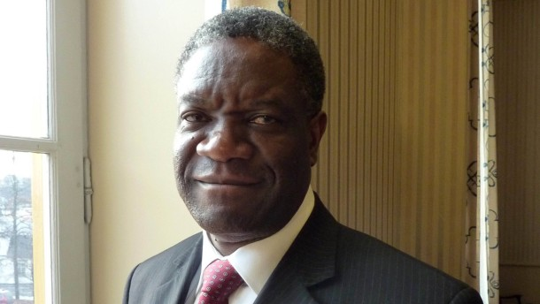 Alternativer Nobelpreis für Denis Mukwege