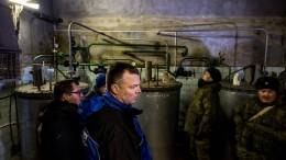 Zeitbombe Donbass