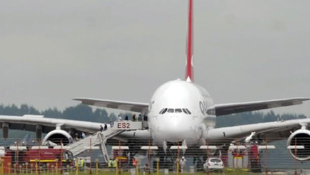 Für seinen Mutterkonzern ist der A380 ein Milliardengrab