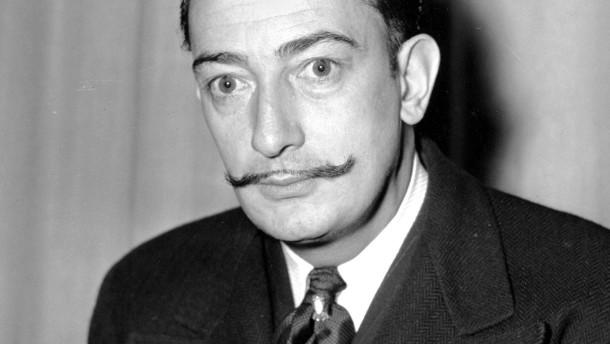 Vaterschaftsklage gegen Salvador Dalí abgewiesen
