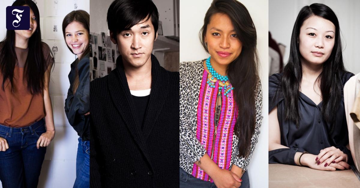Junge modedesigner in berlin die kinder der tigerm tter for Modedesigner frankfurt