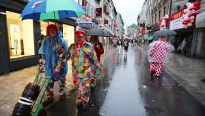 Karneval im Sturm
