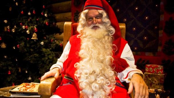 weihnachten in lappland zu besuch bei santa claus. Black Bedroom Furniture Sets. Home Design Ideas