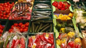 Obst und Gemüse stark belastet