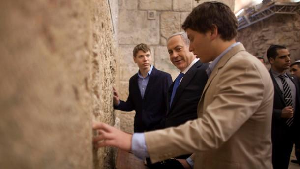 Die verbotene Liebe des Jair Netanjahu