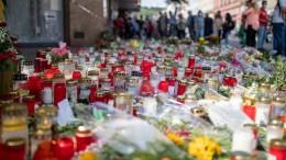 Gutachter halten Messerstecher von Würzburg für schuldunfähig