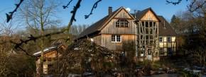 Umgeben von 10.000 Quadratmetern Garten: der Ommertalhof