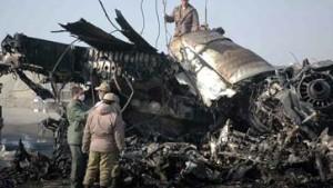 Antonov stürzt ab: 37 Tote in Iran