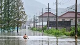 Taifun bedroht Ost-China