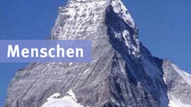 Erstmals das Matterhorn mit fremdem Herzen erklommen