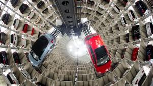 Auto-Nachfrage in Deutschland geht zurück