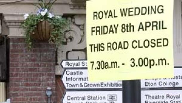 Charles' und Camillas Hochzeit verlegt