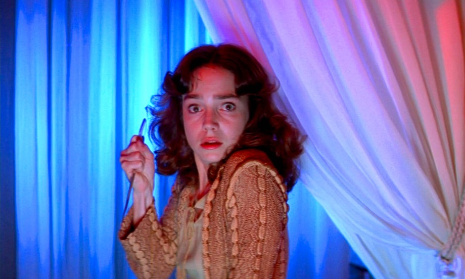 "Tiefe Wunden in Technicolor: Jessica Harper in ""Suspiria"" 1977"