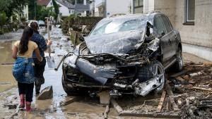 Siebtes Todesopfer nach Hochwasserkatastrophe