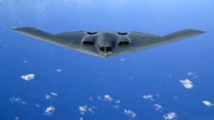 Tarnkappenbomber auf Guam abgestürzt