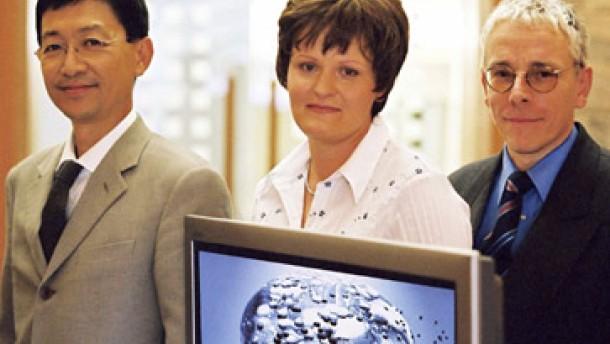 Deutscher Zukunftspreis geht an Flüssigkristall-Forscher